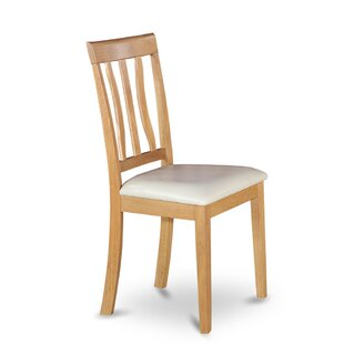 Woodward Rubberwood Side Chair (Set of 2)