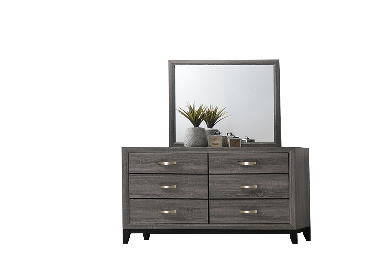 Union Rustic Webster 6 Drawer Double Dresser Reviews Wayfair