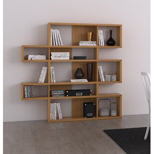 Twomey Composition Geometric Bookcase