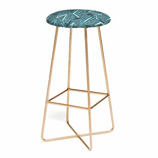 Schatzi Brown Modern Line Midnight 25 Bar Stool