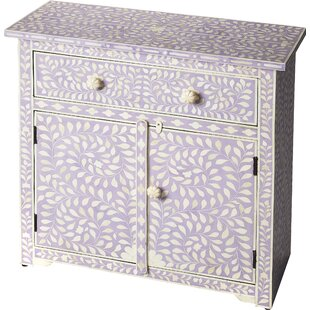Irvington 2 Door Accent Cabinet by Bungalow Rose