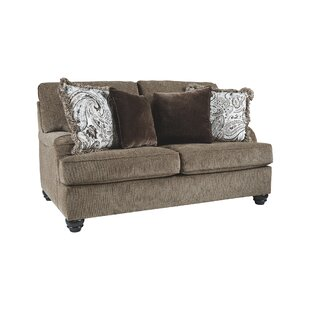 Check Prices Sumlin Loveseat by Charlton Home Reviews (2019) & Buyer's Guide