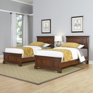 Elise Panel 3 Piece Bedroom Set by Viv   Rae