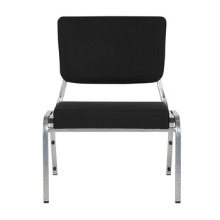 Antimicrobial Armless Stacking Chair by Offex