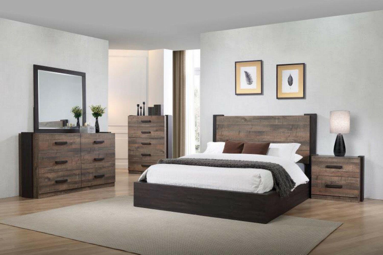 Loon Peak Riddick Platform Configurable Bedroom Set Reviews