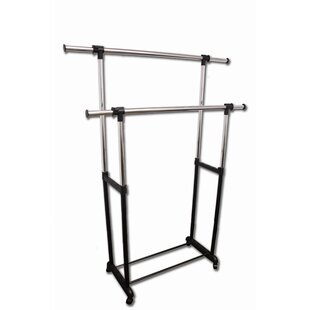 Affordable Price 55 W Garment Rack ByORE Furniture