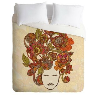 East Urban Home Its All in Your Head Duvet Cover Set