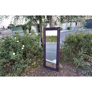 Millwood Pines Abdullah Wooden Accent Mirror