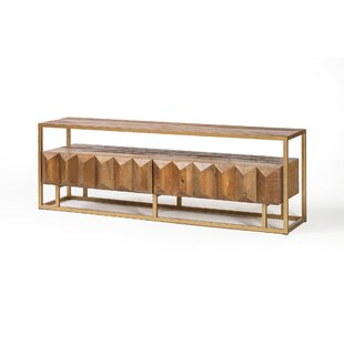 Arverne Elm Console Table by Foundry Select