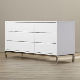 Keynsham 6 Drawer Double Dresser