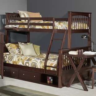 Susan Bunk Bed with Drawers