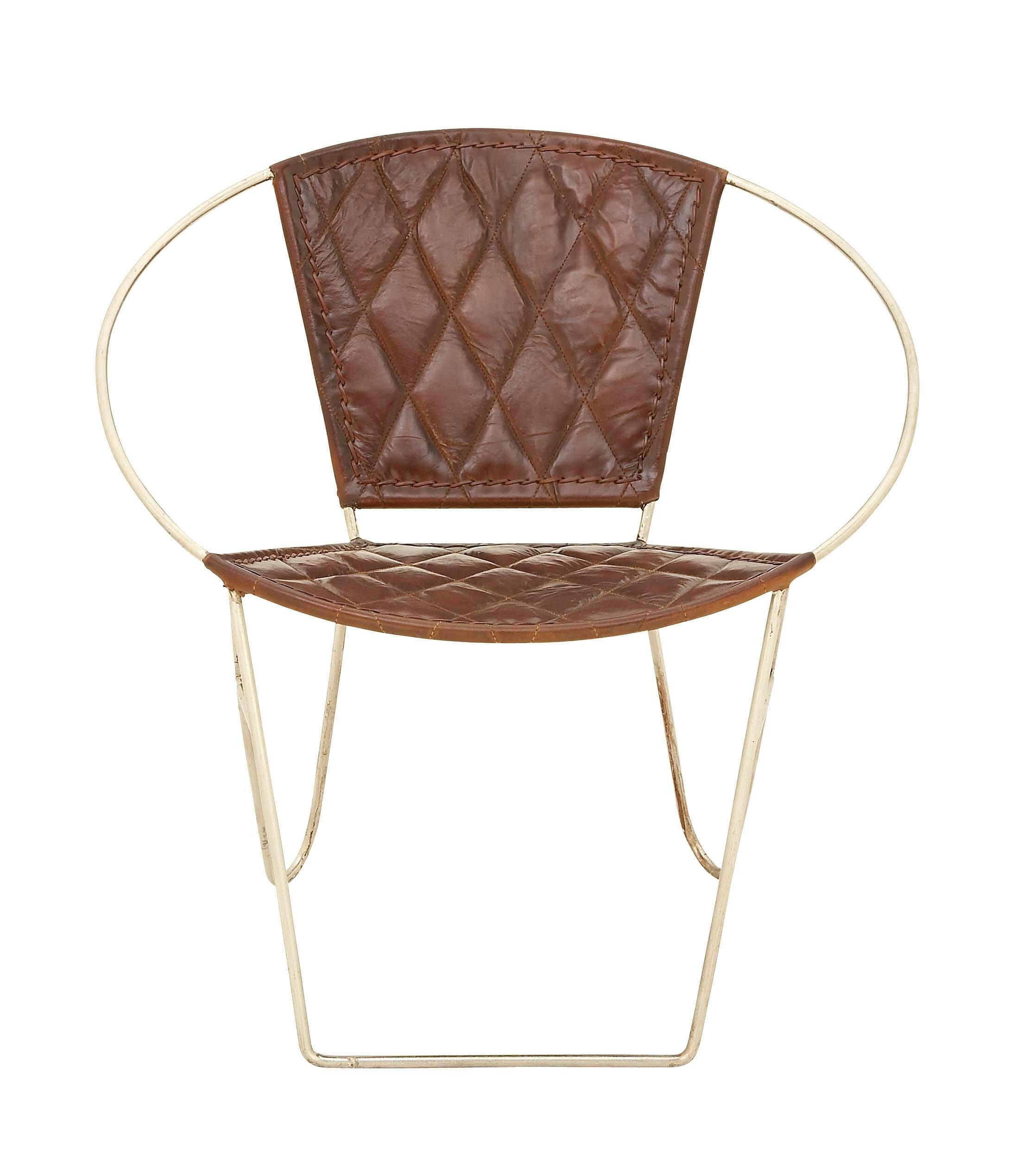 Cole & Grey Papasan Chair & Reviews | Wayfair