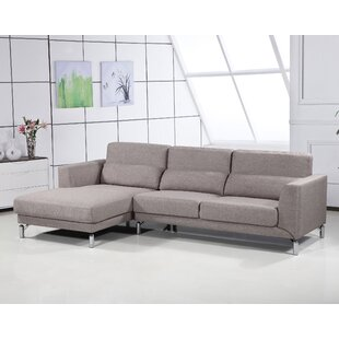 Liesel Sectional by Orren Ellis Spacial Price