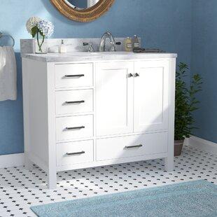 Utley 37 Single Bathroom Vanity Set By Andover Mills