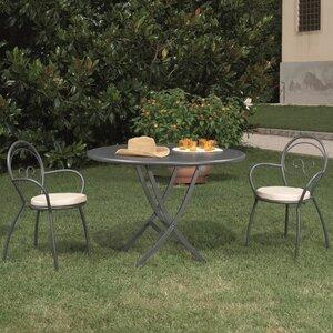 2-tlg. Gartenstuhl Fiona Bistro von Caracella