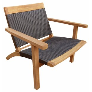 Siri Teak Patio Chair