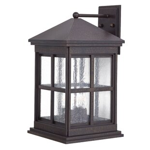 Great Outdoors by Minka Berkeley 4-Light Outdoor Wall Lantern