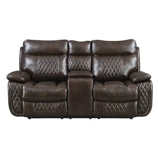 Bargain Courtois Reclining Loveseat by Winston Porter Reviews (2019) & Buyer's Guide