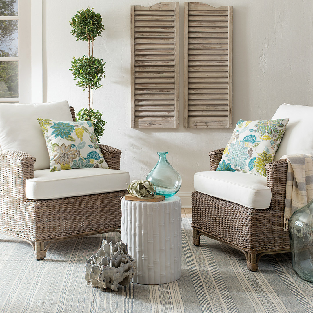 Farmhouse Rustic Outdoor Furniture Birch Lane