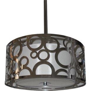 Whitfield Lighting Seiko 3-Light Pendant
