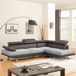 Reclining Sectional by Madison Home USA