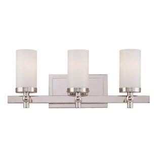 Orren Ellis Prendergast 3-Light Vanity Light