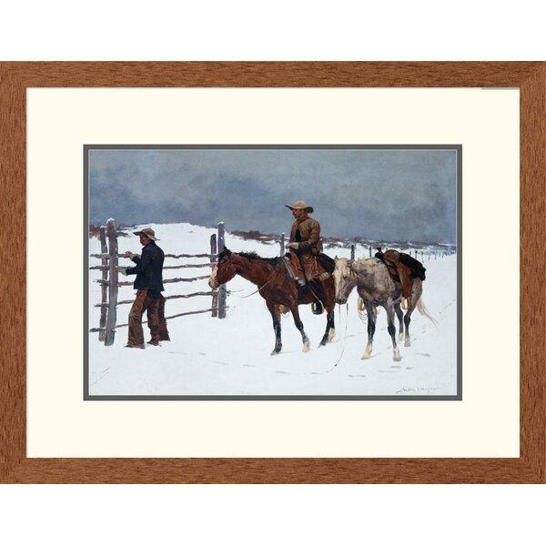 Cowboy Rustic Western Wall Art   Wayfair