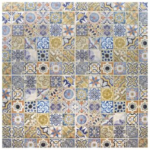 Faux Tile Wayfair - Demetra ceramic tile