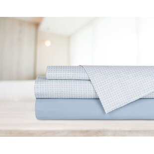 3 Piece Geometric/Solid Sheet Set