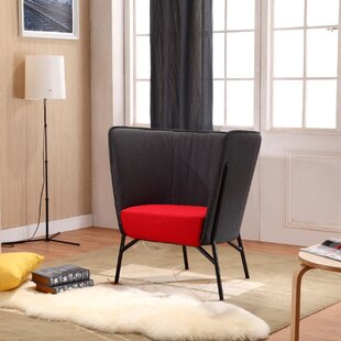Seidel Barrel Chair by Brayden Studio