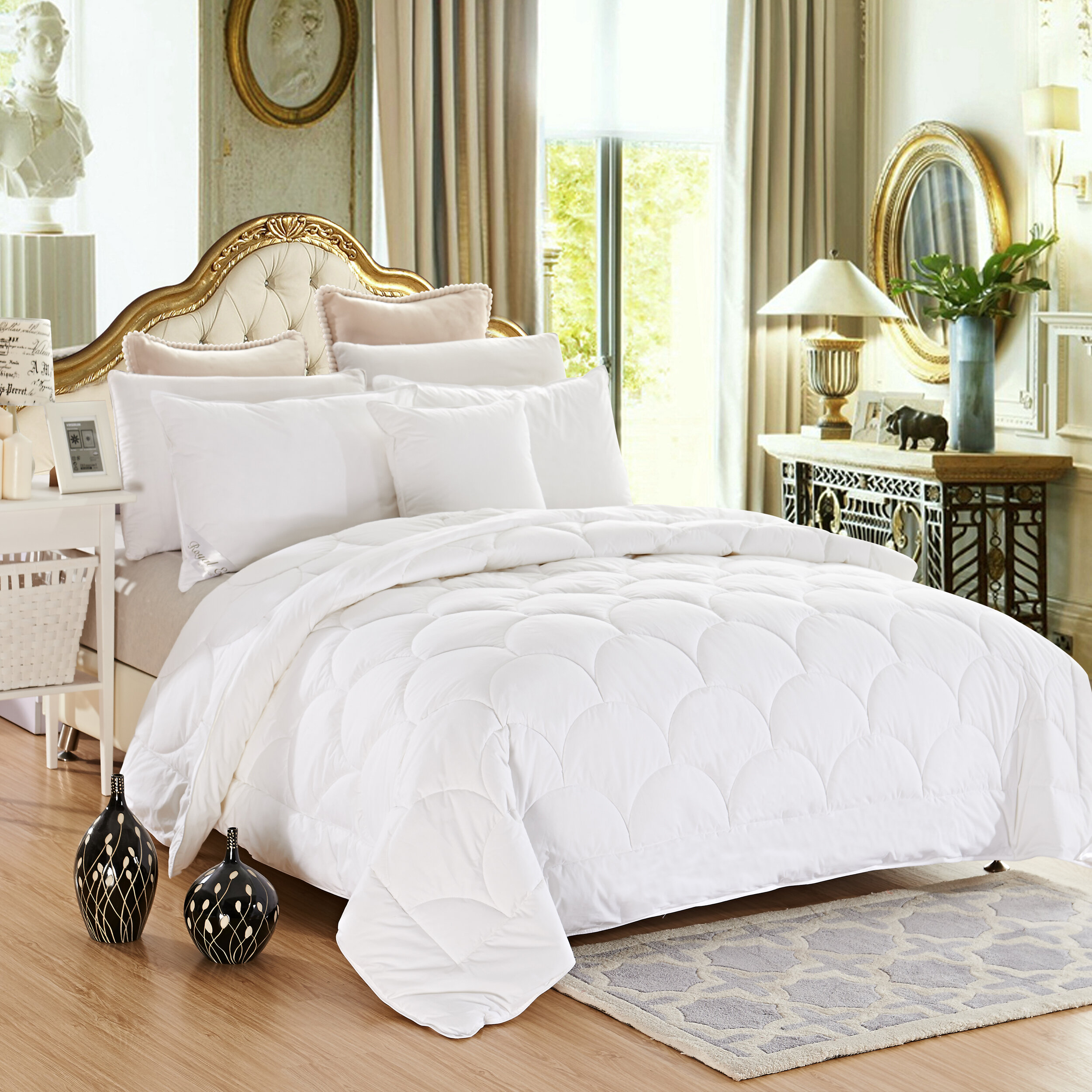 rayon bamboo overstock with thread from pocket today set sheets sateen free shipping flat bed bath deep sheet count oversize product bedding extra