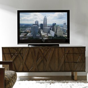 Sligh Cross Effect TV Stand for TVs up to 70