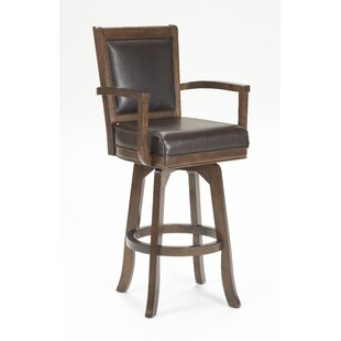 Kilkenny 30 Swivel Bar Stool DarHome Co