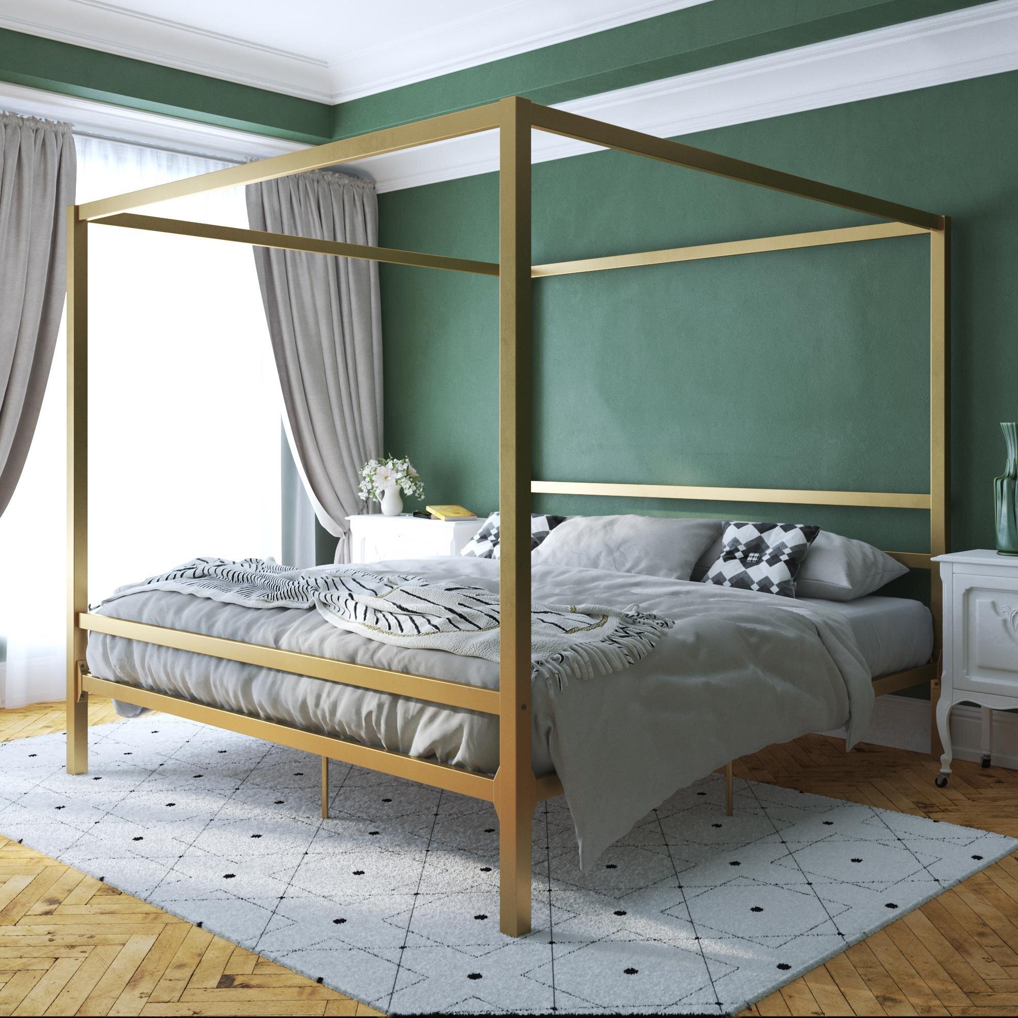 Canopy Beds Up To 60 Off Through 01 05 Wayfair