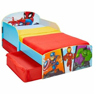 Siemering Superhero - Crib With Underbed Storage By Zoomie Kids