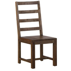 Latulipe Wooden Side Chair (Set of 2) by August Grove