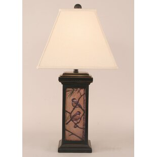 Coast Lamp Mfg. Rustic Living 28.5