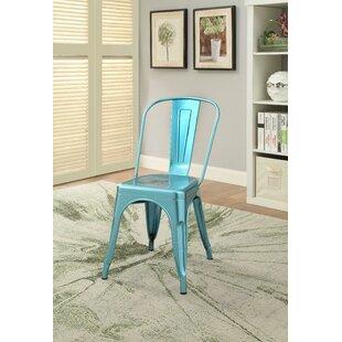 Hufford Dining Chair (Set of 2) Latitude Run