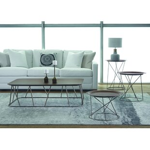 Allura 4 Piece Coffee Table Set