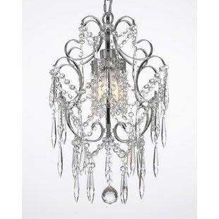 Whisenhunt 1-Light Lantern Pendant by Willa Arlo Interiors