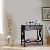 Roxton 23.6 Console Table by Winston Porter