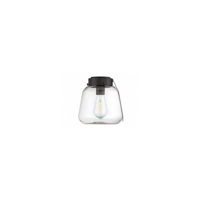 1 Light Ceiling Fan Globe Kit