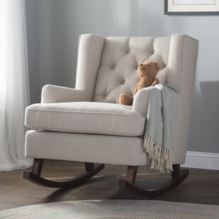 Review Anton Rocking Chair by Viv + Rae