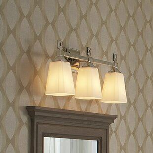 Compare prices Sophie 3-Light Vanity Light By Feiss