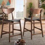 Swell Mid Century Modern Bar Stools Youll Love In 2019 Wayfair Ncnpc Chair Design For Home Ncnpcorg