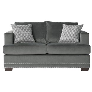 Heslin Loveseat by Charlton Home Amazing
