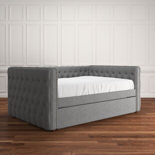 Scribner Daybed with Trundle by Three Posts