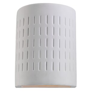 Hektor 1-Light LED Outdoor Flush Mount