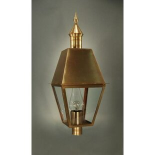 Gill 1-Light Lantern Head by Alcott Hill