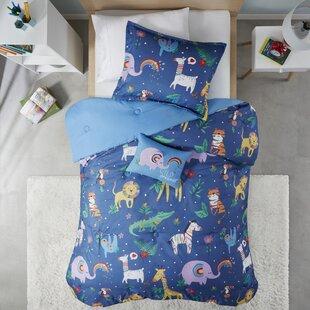 Tropics Safari Lion Art Print Africa Quilted Bedspread /& Pillow Shams Set